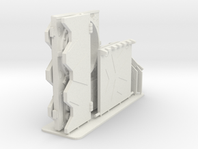 Space Templar Light Tank Upgrade Kit in White Natural Versatile Plastic