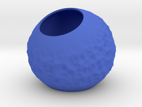 LabTrash#2 in Blue Processed Versatile Plastic