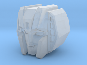 Slipstream Head for Siege Seekers in Smooth Fine Detail Plastic: Medium