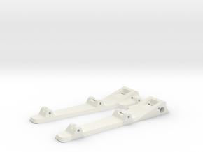 916sr - side pans in White Natural Versatile Plastic
