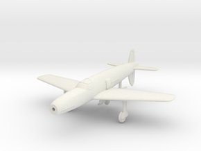 1/144 Dornier P.59 in White Natural Versatile Plastic