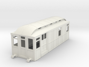 b32-district-railway-electric-loco in White Natural Versatile Plastic