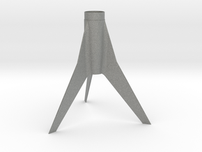 Classic Astron Drifter-style Fin Unit for BT-50 in Gray PA12