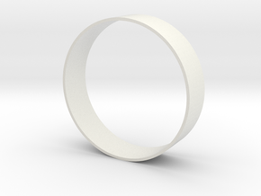 DL-44 scope spacer for Todd's costume Hensoldt-Wet in White Natural Versatile Plastic