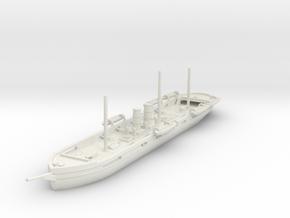 1/600 USS Niagara (1855) in White Natural Versatile Plastic