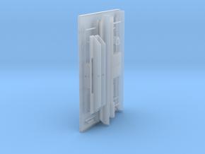 USTRAB Abgang Wien in Smooth Fine Detail Plastic