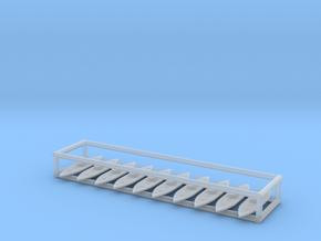 1/2400 Passaic Class Monitors x10 in Smooth Fine Detail Plastic