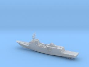 Fincantieri FFG(X) Full Hull in Smooth Fine Detail Plastic: 1:600