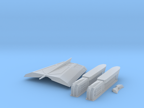 2500 PEA NiteFlyer Conversion Parts in Smooth Fine Detail Plastic