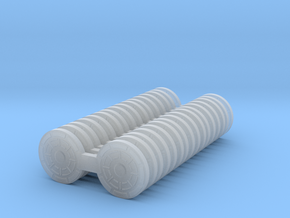 Drainage Cover (x32) 1/56 in Smooth Fine Detail Plastic