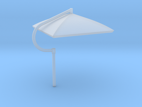 Umbrella Heavy Equipment 1-87 HO Scale in Smooth Fine Detail Plastic