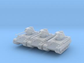 Panther F (schurzen) (x3) 1/200 in Smooth Fine Detail Plastic