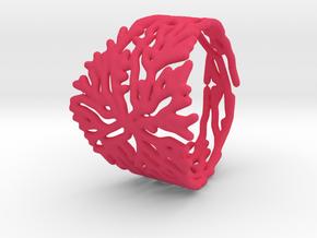 PINK FIRE CORAL i4  TALLA 6 LAbdGRAFO -  TPA in Pink Processed Versatile Plastic