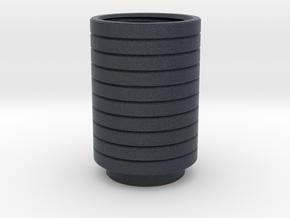Rebels Comlink Cylinder in Black PA12