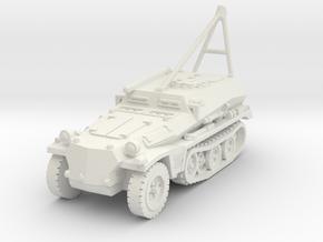 Sdkfz 253 ARV Crane 1/100 in White Natural Versatile Plastic