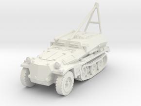 Sdkfz 253 ARV Crane 1/56 in White Natural Versatile Plastic