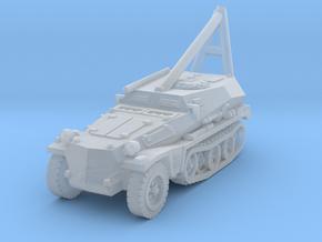 Sdkfz 253 ARV Crane 1/285 in Smooth Fine Detail Plastic