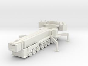 Liebherr LTM 1750-9.1 (deployed) 1/160 in White Natural Versatile Plastic