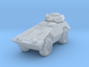 Commando Scout CadillacGage 4x4 apc in Smoothest Fine Detail Plastic: 1:100