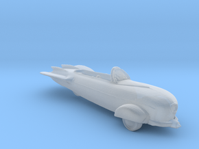 BG Rocket Scooter V1 1:160 Scale in Smooth Fine Detail Plastic