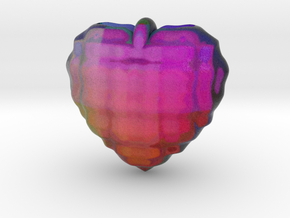Moody Heart in Full Color Sandstone