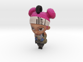 Lifeline BobbleHead - Charms Apex Legends in Natural Full Color Sandstone