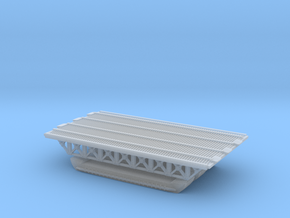 Pontoon Extension Kit in Smooth Fine Detail Plastic