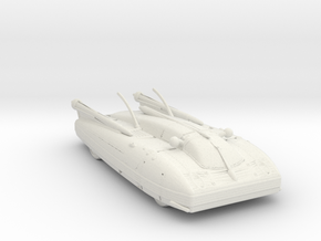 BG Road Master Speedster 1:160 Scale in White Natural Versatile Plastic