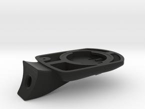Wahoo Elemnt Bolt Specialized Mount in Black Natural Versatile Plastic