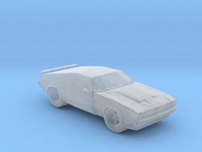 BG Ford Falcon XB V2 1:160 Scale in Smooth Fine Detail Plastic