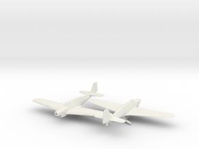1/200 Fairey Fulmar 1 in White Natural Versatile Plastic