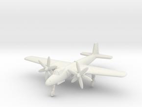 1/285 (6mm) Umbra MB.902 in White Natural Versatile Plastic