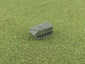 US M75 Full Tracked APC 1/285 6mm in Smooth Fine Detail Plastic
