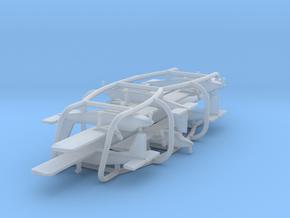 Britten-Norman BN-2 Islander in Smooth Fine Detail Plastic: 1:500
