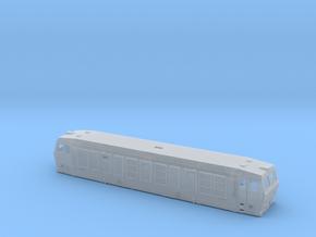 Scala N - FS E632-E633 train seconda serie in Smooth Fine Detail Plastic