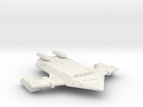 3788 Scale Orion Strike Cruiser (CS) CVN in White Natural Versatile Plastic