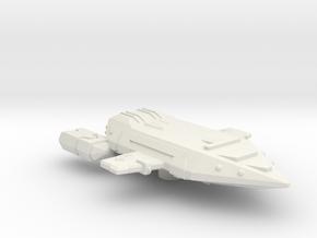 3788 Scale Orion Heavy Battle Raider CVN in White Natural Versatile Plastic