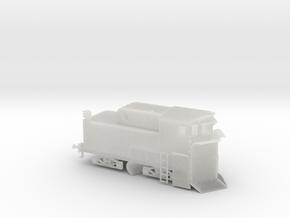 "Spur TT Modell Klima Schneepflug Bauart ""Linz"" in Smooth Fine Detail Plastic"