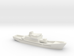 Island-class OPV, 1/1800 in White Natural Versatile Plastic