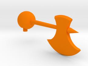 Energy Axe for WFC-S11 in Orange Processed Versatile Plastic