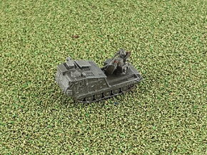 British Tracked Rapier SAM System 1/285 in Smooth Fine Detail Plastic
