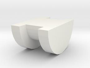 20200531CushionGuide11Half in White Natural Versatile Plastic