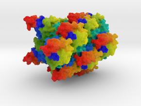 MyD88 Death Domain Filament in Natural Full Color Sandstone