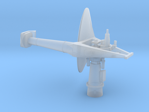 1:500 Scale AN/SPS-30 Radar in Smooth Fine Detail Plastic
