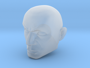 Animated generic shaved clone for 1:12 scale in Smooth Fine Detail Plastic