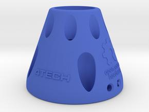 Magnetic Gripper in Blue Processed Versatile Plastic