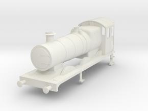 b32-gwr-collett-goods-2251-loco in White Natural Versatile Plastic