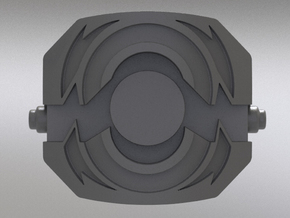 Unlimited Power - Morpher Set Coinless in Smooth Fine Detail Plastic