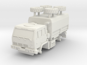 M1078 Covered scale: 1/100 in White Natural Versatile Plastic