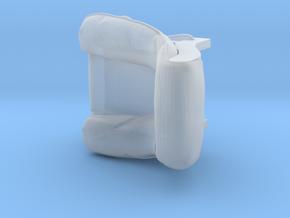 Soft Chair in Smoothest Fine Detail Plastic: Medium
